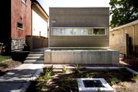 Plinth House by Bill Buyers